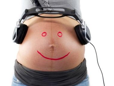 Musicoterapia na gravidez