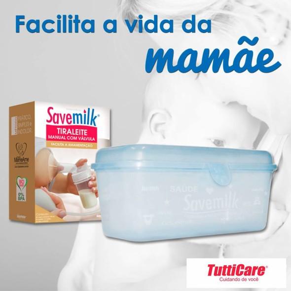 Os produtos TuttiCare facilitam a vida da mamãe no retorno ao trabalho