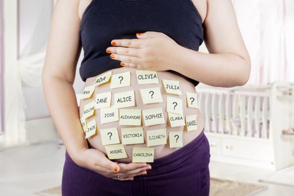 Escolhendo o nome do bebê